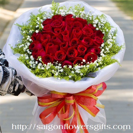 Saigon flower delivery service